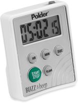 Polder Buzz and Beep Digital Timer