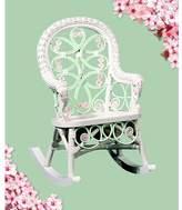 Yesteryear Victorian Child's Cotton Rocking Chair