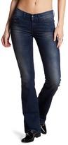 Diesel Lowleeh Distressed Bootcut Jeans