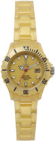 Toy Watch Plasteramic Watch, Gold Pearl