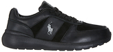Polo Ralph Lauren Cordell Lace Up Leather Trainers