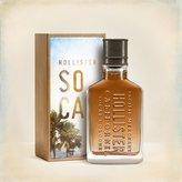 Hollister California Socal for Men 2.5 oz Cologne Spray