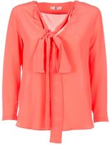 Paul Smith Pussy-bow Collar Top