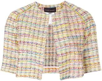 Talbot Runhof Nununu7 tweed jacket