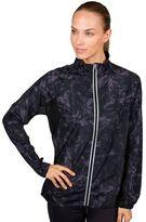 Jockey Women's Sport Lava Printed Running Jacket