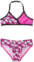 Hello Kitty Girls' Forever Pink Halter Bikini Set (4yrs6X) - 8129628