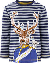 Monsoon Samson Stag Long Sleeve T Shirt