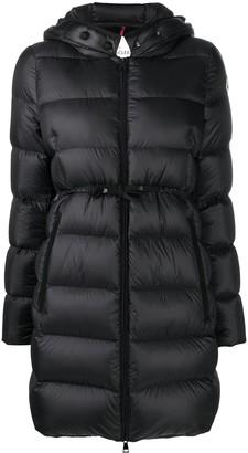 Moncler Bannec belted waist jacket