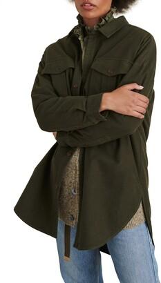Alex Mill Keeper Moleskin Tunic