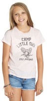 Billabong Girl's Little Owl Graphic Tee