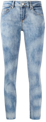 Liu Jo High Rise Skinny Fit Jeans