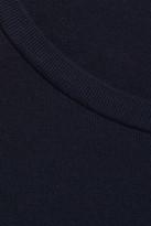 J.Crew Cotton-jersey top