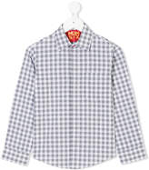 tMumofsix gingham shirt
