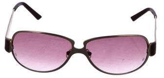 Cartier Alligator Gradient Sunglasses