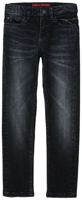 Zadig & Voltaire Embroidered Skull Detail Jeans (6-16 Years)