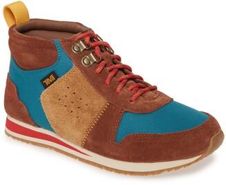 Teva Highside 84 Mid Top Sneaker