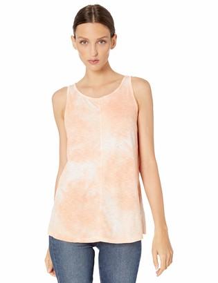 Michael Stars Women's Joanna Tie Dye Slim Tank