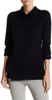 Susina Cowl Neck Cashmere Sweater
