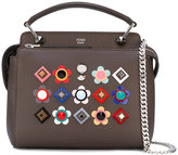 Fendi Dotcom Click tote - women - Calf Leather/Metal (Other) - One Size