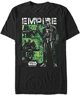Star Wars Men's Rogue One Empire Love Graphic T-Shirt