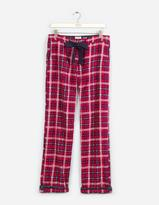 Fat Face Mini Star Jacquard Check Lounge Pants