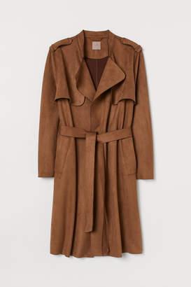 H&M H&M+ Trenchcoat - Beige