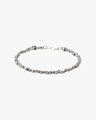 Title Of Work Unisex Ruby Beaded Bracelet