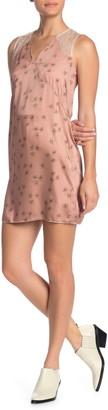 AllSaints Prism Rosalie Floral Sleeveless Sheath Dress