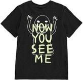 Stella McCartney Arrow Reversible Ghost T-Shirt