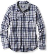 L.L. Bean Jersey-Lined Flannel Shirt
