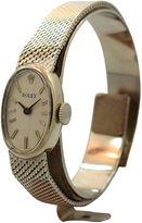 One Kings Lane Vintage Rolex 14K White Gold Ladies Watch, 1966