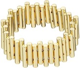 French Connection Staggered Tube Stretch Bracelet