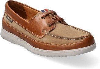Mephisto Trevis Boat Shoe
