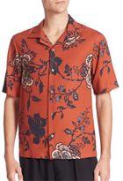 McQ Billy Floral Shirt