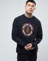 Brixton Pace Sweatshirt With Large Logo