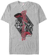 Fifth Sun Men's Tee Shirts ATH - Thor Ragnarok Athletic Heather Thor Hulk Pop Tee - Men