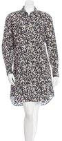 Giambattista Valli Printed Button-Up Dress w/ Tags