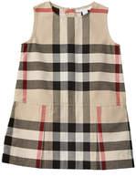 Burberry Girls' Pleated A-Line Dress