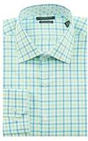 Tailorbyrd Non-iron Trim Fit Dress Shirt.