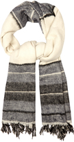 Denis Colomb Dolpo cashmere-blend scarf