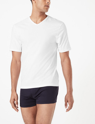 Marks and Spencer 3 Pack Cool & Fresh T-Shirt Vests