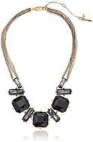 Kenneth Cole New York Geometric Faceted Bead Necklace