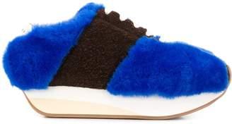 Marni textured Big Foot sneakers