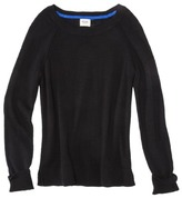 Mossimo Juniors Long Sleeve Pullover Sweater - Assorted Colors