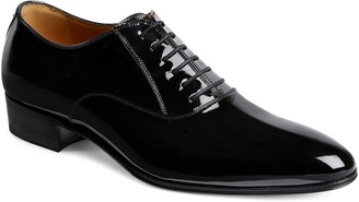 Gucci Worsh Plain Toe Oxford