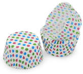 Essential Needs Pack of 50 Polka-Dotted Large Baking Cups