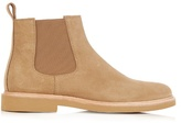 A.p.c. Grant Suede Chelsea Boots