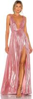 Bronx and Banco Runway Goddess Gown