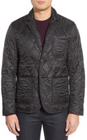 Burberry 'Gillington' Water Resistant Quilted Jacket