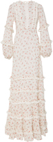 By Ti Mo byTiMo Frill Cotton Gown